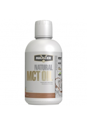 Natural MCT Oil 450 мл (Maxler)