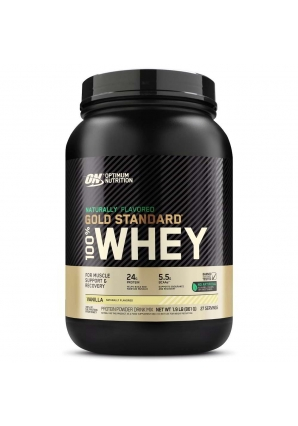 100% Whey Gold Standard NATURAL 861 гр 1.9lb (Optimum Nutrition)
