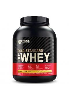 100% Whey Gold standard 2270 гр 5lb (Optimum Nutrition)