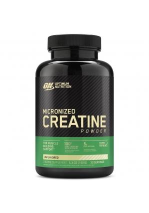 Micronized Creatine Powder 150 гр. (Optimum Nutrition)