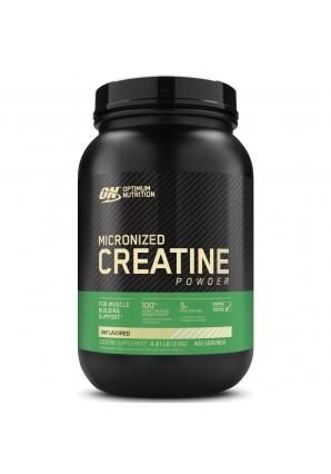 Micronized Creatine Powder 2000 гр. (Optimum Nutrition)