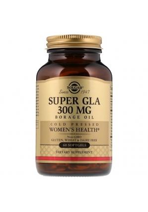 Super GLA 300 мг 60 капс (Solgar)