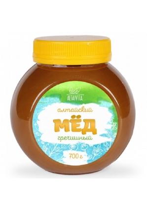 Мёд алтайский гречишный 700 гр (Altaivita)