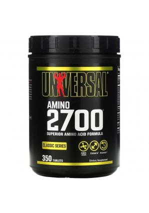 Amino 2700 350 табл (Universal Nutrition)