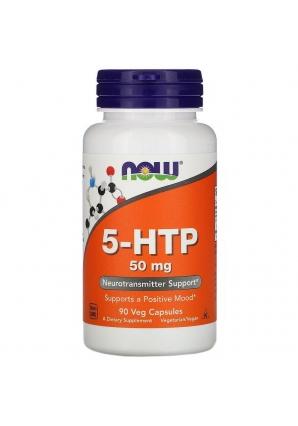 5-HTP 50 мг 90 капс (NOW)