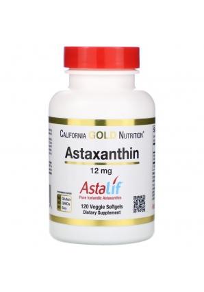 Astaxanthin 12 мг 120 капс (California Gold Nutrition)