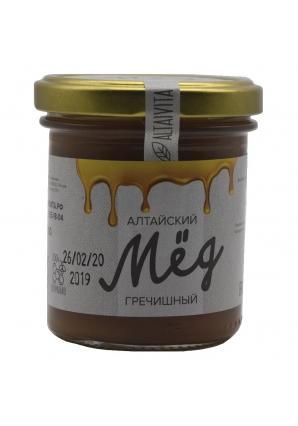 Мёд алтайский гречишный 200 гр (Altaivita)