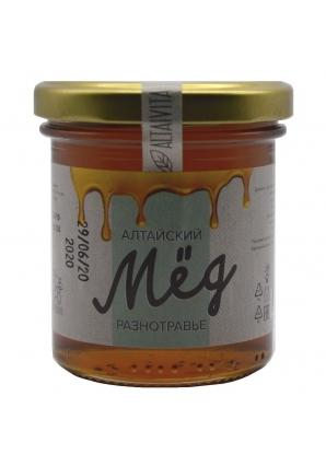 Мёд алтайский разнотравье 200 гр (Altaivita)