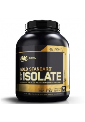 Gold Standard 100% Isolate 2280 гр 5.03lb (Optimum Nutrition)