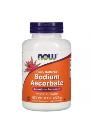 Sodium Ascorbate Powder 227 гр (NOW)