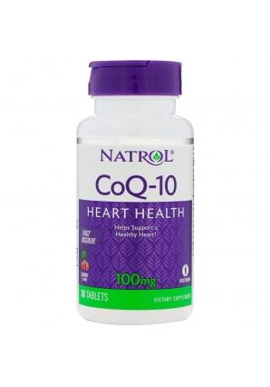 CoQ10 100 мг 30 табл (Natrol)