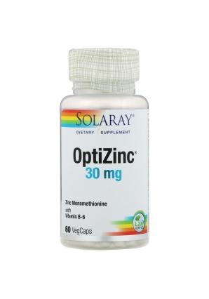 OptiZinc 30 мг 60 капс (Solaray)