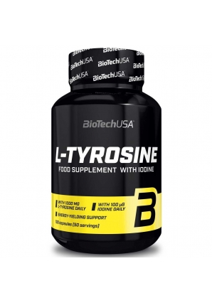 L-Tyrosine 1000 мг 100 капс (BioTechUSA)