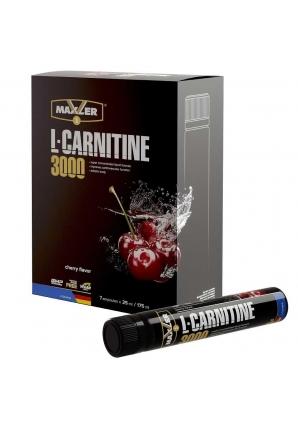 L-Carnitine 3000 - 7 амп 25 мл (Maxler)