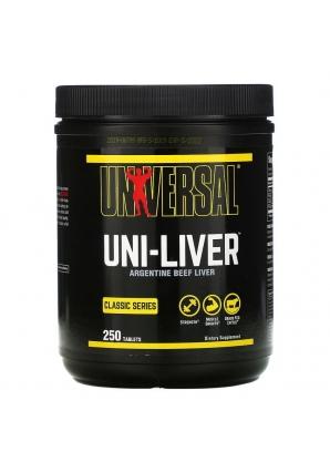 Uni-Liver 250 табл. (Universal Nutrition)