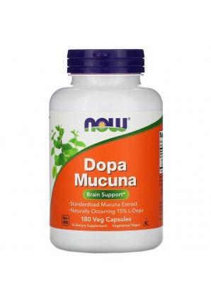 Dopa Mucuna 180 капс (NOW)