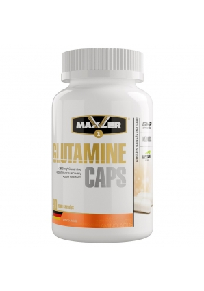 Glutamine Caps 90 капс (Maxler)