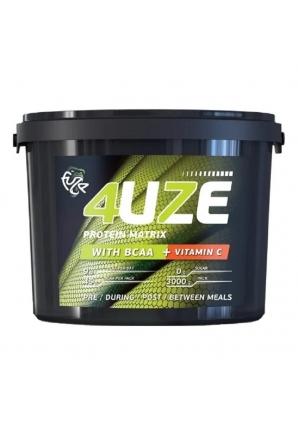 Multicomponent protein 4uze + ВСАА + vitamin C 3000 гр (Pure Protein)