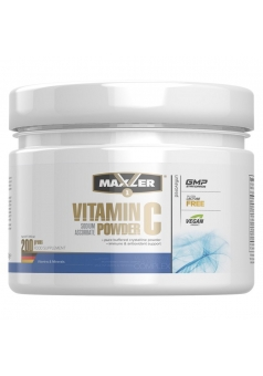 Vitamin C Powder 200 гр (Maxler)