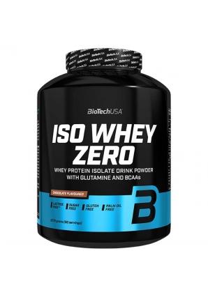 Iso Whey Zero 2270 гр 5lb (BioTechUSA)