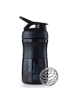 SportMixer Black 591 мл (BlenderBottle)