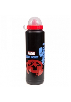 Спортивная бутылка 1000 мл Marvel (IronTrue)