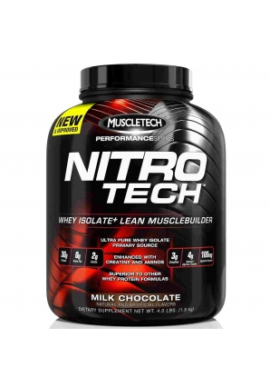 Nitro-Tech Performance Series 1800 гр. 4lb (MuscleTech)