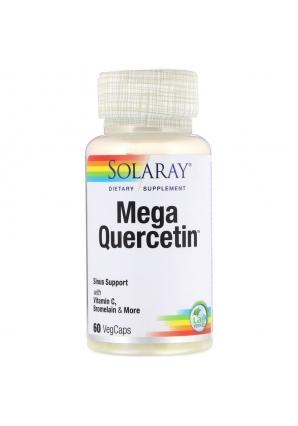 Mega Quercetin 60 капс (Solaray)