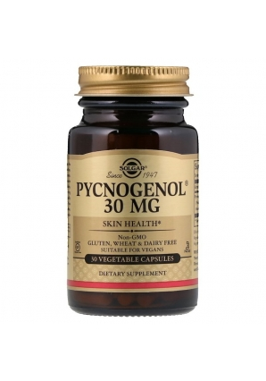 Pycnogenol 30 мг 30 капс (Solgar)