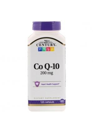 Co Q-10 200 мг 120 капс (21st Century)