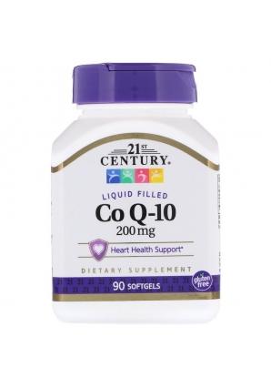 Co Q-10 200 мг 90 капс (21st Century)