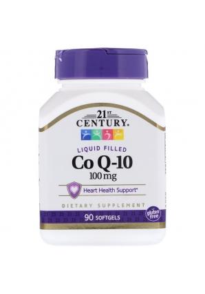 Co Q-10 100 мг 90 капс (21st Century)