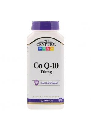 Co Q-10 100 мг 150 капс (21st Century)