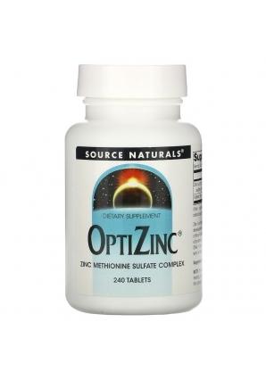 OptiZinc 240 табл (Source Naturals)