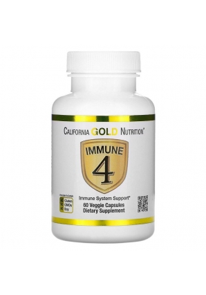 Immune4 60 капс (California Gold Nutrition)