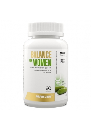 Balance for Women 90 капс (Maxler)