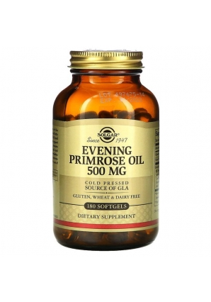 Evening Primrose Oil 500 мг 180 капс (Solgar)