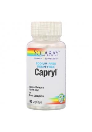 Capryl 100 капс (Solaray)
