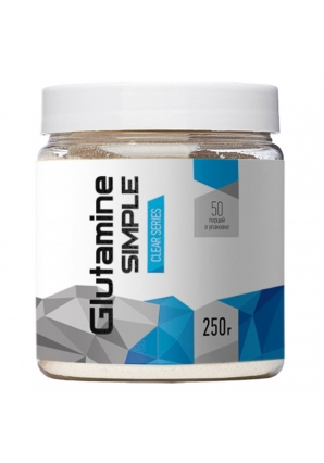 Glutamine Simple 250 гр (R-Line Sport Nutrition)