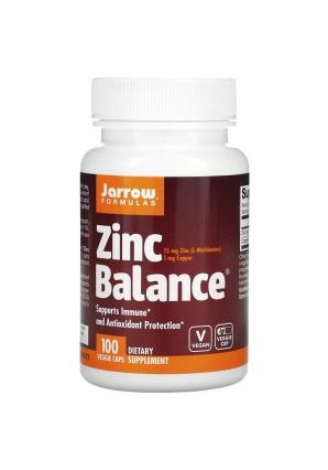 Zinc Balance 100 капс (Jarrow Formulas)