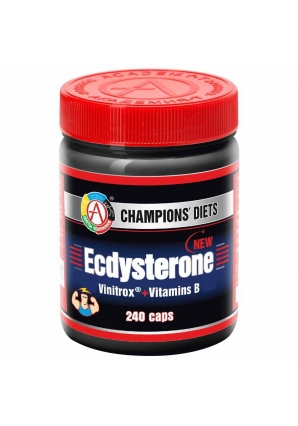 Ecdysterone 240 капс (Academy-T)