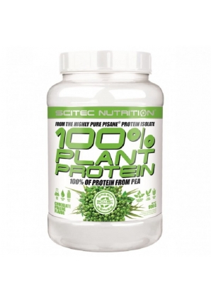 100% Plant Protein 900 гр (Scitec Nutrition)