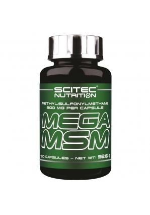 Mega MSM 100 капс (Scitec Nutrition)