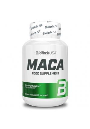 Maca 60 капс (BiotechUSA)