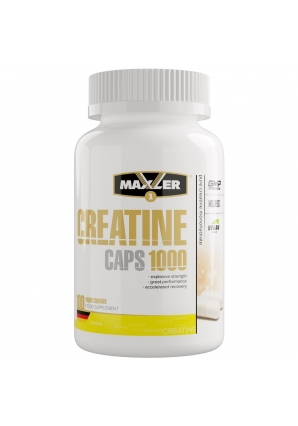 Creatine Caps 1000 - 100 капс (Maxler)