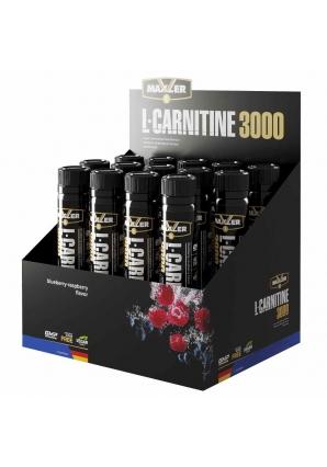 L-Carnitine 3000 - 14 амп 25 мл (Maxler)