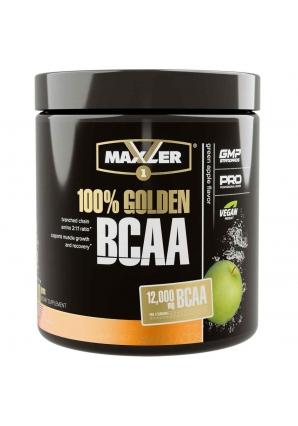 100% Golden BCAA 210 гр (Maxler)