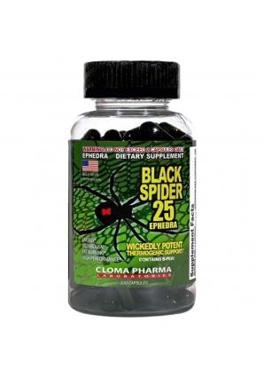 Black Spider 100 капс (Cloma Pharma)