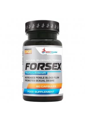 Forsex 50 мг 60 капс (WestPharm)