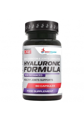 Hyaluronic Formula 500 мг 60 капс (WestPharm)